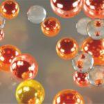 Оранжевые пузырики